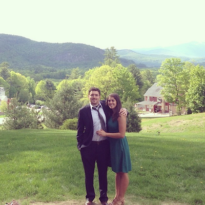 wedding in nh