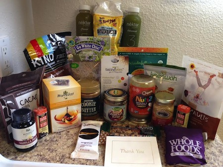 lauren lives healthy giveaway